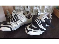 Used Shimano SPDSL R086 Cycling Shoes Size 10