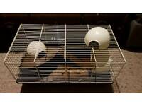 Mouse/ small hamster cage