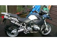 Bmw R1200gs 2004 with Luggage