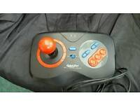 Bag of pads & sticks, console &2 power leads