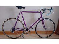 Raleigh Road Ace Classic Road Bike