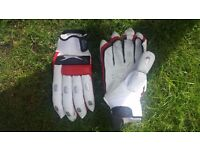 Slazenger Premier Batting Gloves Right Handed