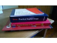 English grammar books/ TEFL