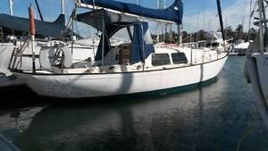 Clansman 30 yacht - Urgent Sale Lota Brisbane South East Preview