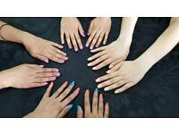 Qualified mobile nail tech (Leicester)