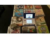 Nintendo 3DS plus Games