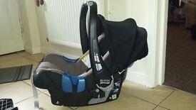 Britax baby-safe plus SHR II car seat group 0+