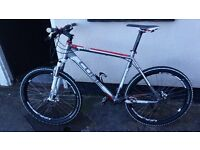 Cube mountain bike very good condition