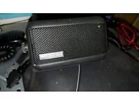 Ham radio dsp speaker