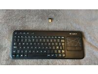 Wireless Keyboard Logitech K400