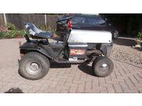 Garden Tractor with 12.5 hp Briggs & Stratton Engine