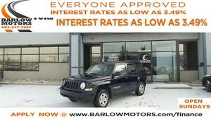 2015 Jeep Patriot Sport/North (APPLY NOW DRIVE NOW)