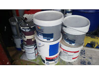 Paint available at low cost - Used and unused