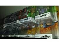 Nintendo Amiibo Box 25+