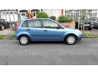 2002 Ford Foesta 1.4 LX 5dr ** Sensible Offers considered**