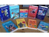 Set of David Walliams books and CDs