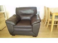 Leather chair in a very good condition £35