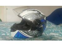 Motorcycle helmet size small