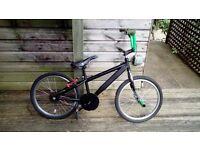 Custom made mini BMX/Mountain bike