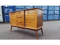 Mid century vintage retro 1950s 1960s Alfred Cox sideboard,Can Deliver