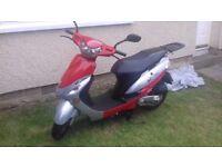 Peugeot v clic moped