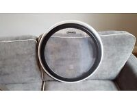 "Evans 22"" EMAD2 Clear Kick Drum Skin - Brand New, Boxed."