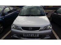 LOW MILEAGE MAZDA DEMIO 2002 LONG MOT FOR SALE
