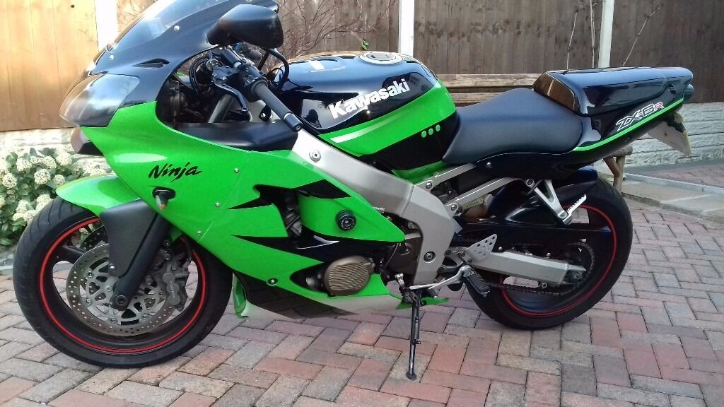 for sale kawasaki zx6r 2001 excellent condition in fulwood lancashire gumtree. Black Bedroom Furniture Sets. Home Design Ideas