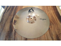 Paiste Alpha Rock Series - 18 inch Brilliant Finish