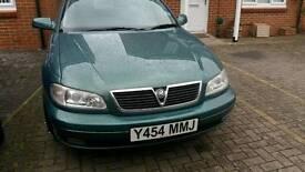 Vauxhall omega 2.2 auto