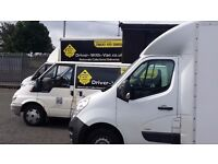 Glasgow's No.1 Man and van for hire removals 24 hours 7 days single item to van load FREE QUOTES