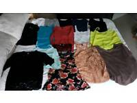 Bundle of size 8 ladies clothes