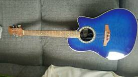 Ovation Celebrity CC024 Blue