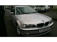 BMW 3 series 1.8 lpg converted