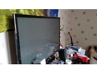 "50"" LG plasma 3D and full HD TV"