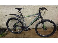 Land Rover Six 50 Pro Hard Tail Mountain Bike