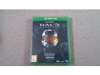Halo Master Chief Collection Xbox ONE Game Immaculate Condition
