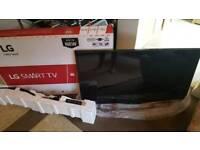 """Lg 49"""" Smart Led TV"""