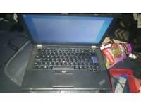 Lenovo ThinkPad Intel i5 4gb ram