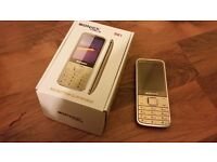 SONICA BB1, BIG BUTTON SLIMLINE PHONE, UNLOCKED
