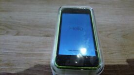 Apple iPhone 5c Green 16GB Boxed Unlocked. With Accessories