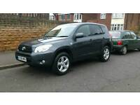 Toyota Rav4 Diesel. 1 previous owner. Leather seats