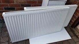 2 STELRAD RADIATORS
