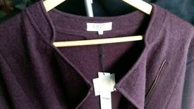 EAST New with labels woollen jacket L