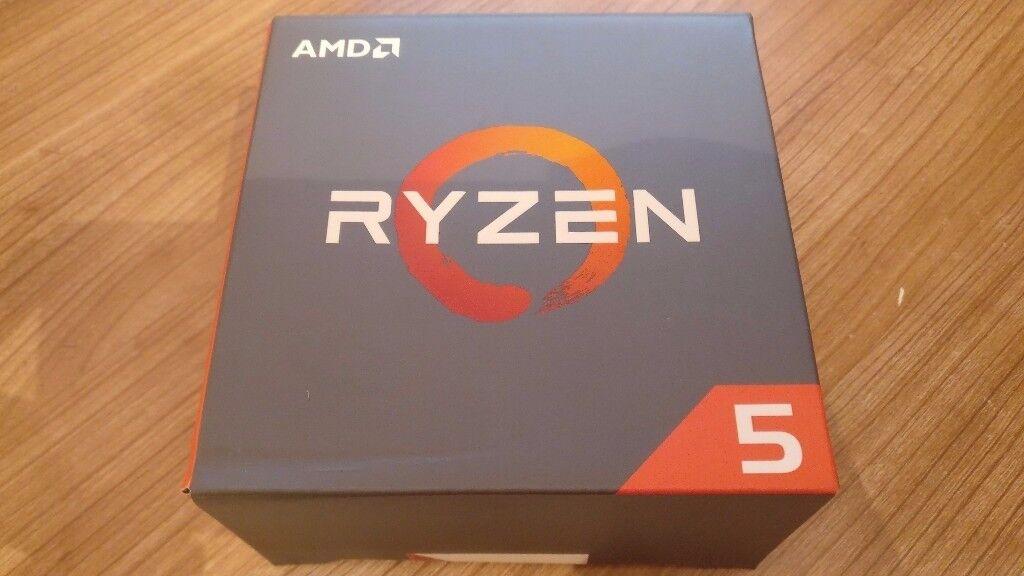 AMD Ryzen 5 1600X CPU