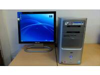 HP Pavilion desktop pc, £40