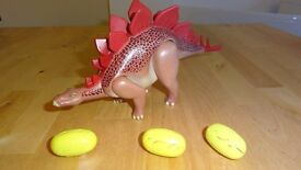 Playmobil Dinsoaur and eggs