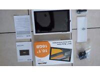 O C T A CORE-8 x 2.0 GHz-NEW-M i k o n a Android 6 Marshmallow Tablet 10.1 -16 GB- 1 GB-PURPLE