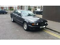 bmw 5 series 520i se with low milage 9 month mot