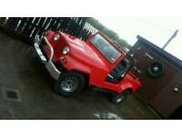 Eagle rv kit car